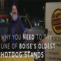 Why You NEED To Try One of Boise's Oldest Hot Dog Stands