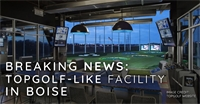 Ladies and Gentleman...Now on the Tee: A Topgolf-Style Facility