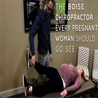 The Boise Chiropractor Every Pregnant Woman Should Go See