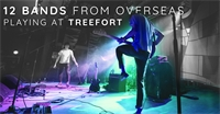 12 Bands Playing Treefort Music Fest 2019 From Overseas That You Need to Check Out
