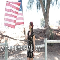 2019 Memorial Day in Boise