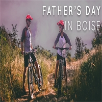 Father's Day in Boise
