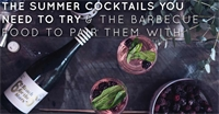 The Summer Cocktails You NEED to Try & The Barbecue Food to Pair Them With