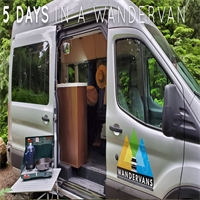 5 Days in a Wandervan