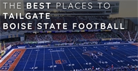 The Best Places to Tailgate BSU Football