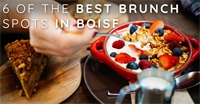 6 of the Best Brunch Spots in Boise