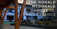 The Ronald McDonald House in Boise Expands