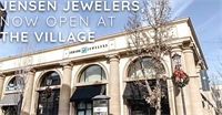 Jensen Jewelers is Now Open at The Village at Meridian