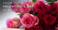 Your Guide to Valentine's Day in Boise