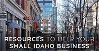 Resources to Help Your Idaho Small Businesses