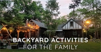 9 Backyard Activities For The Family