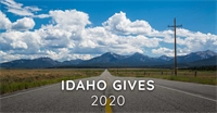 Giveback to Idaho with Idaho Gives 2020