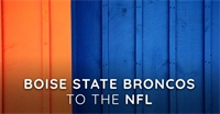 Do You Know Which Boise State Broncos Have Been Drafted to the NFL?