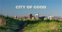 City of Good Initiative Creating a Better Boise