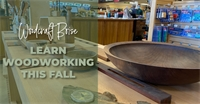 Get Creative and Learn Woodworking this Fall with Woodcraft Boise