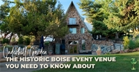 Underhill Garden, The Historic Boise Event Venue You Need to Know About