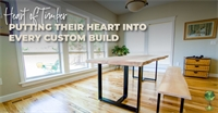 Heart Of Timber Putting Their Heart into Every Custom Build