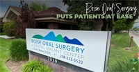 Boise Oral Surgeon Puts Patients at Ease