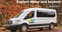 Explore Boise and beyond with Wandervans