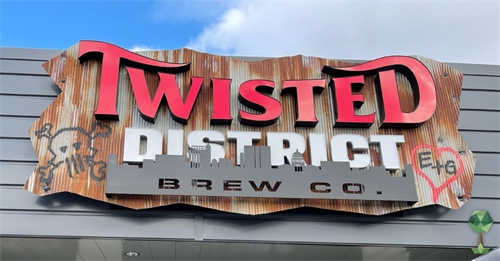 Newest Brewery Edition to Garden City: Twisted District Brew Co.