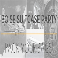 Boise Suitcase Party