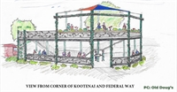 New Lounge Plaza Coming to Scenic Boise Bench Corner