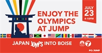 Tokyo Olympics 2020 Opening Ceremonies Hosted by JUMP