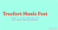 Treefort Music Festival Now Requiring Proof of COVID-19 Vaccination For September Event