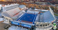 How and Where to Cheer on Your Boise State Broncos