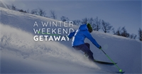 Planning your next winter weekend getaway? Look no further...