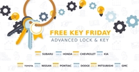 Free Key Fridays!