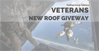 Free Roof for a Veteran