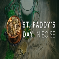 St. Paddy's Day in Boise