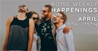 Boise's Weekly Happenings | April 9th - April 15th