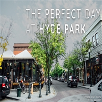 The Perfect Day in Hyde Park