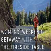 Women's Weekend Getaway with The Fireside Table
