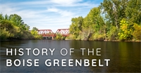 History of the Boise Greenbelt