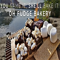 You Name It, She'll Bake It! Oh Fudge Bakery