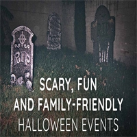 Scary, Fun, and Family-Friendly Halloween Events for October 2018!