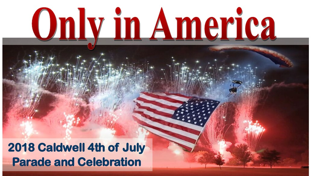 Annual Caldwell 4th of July Celebration