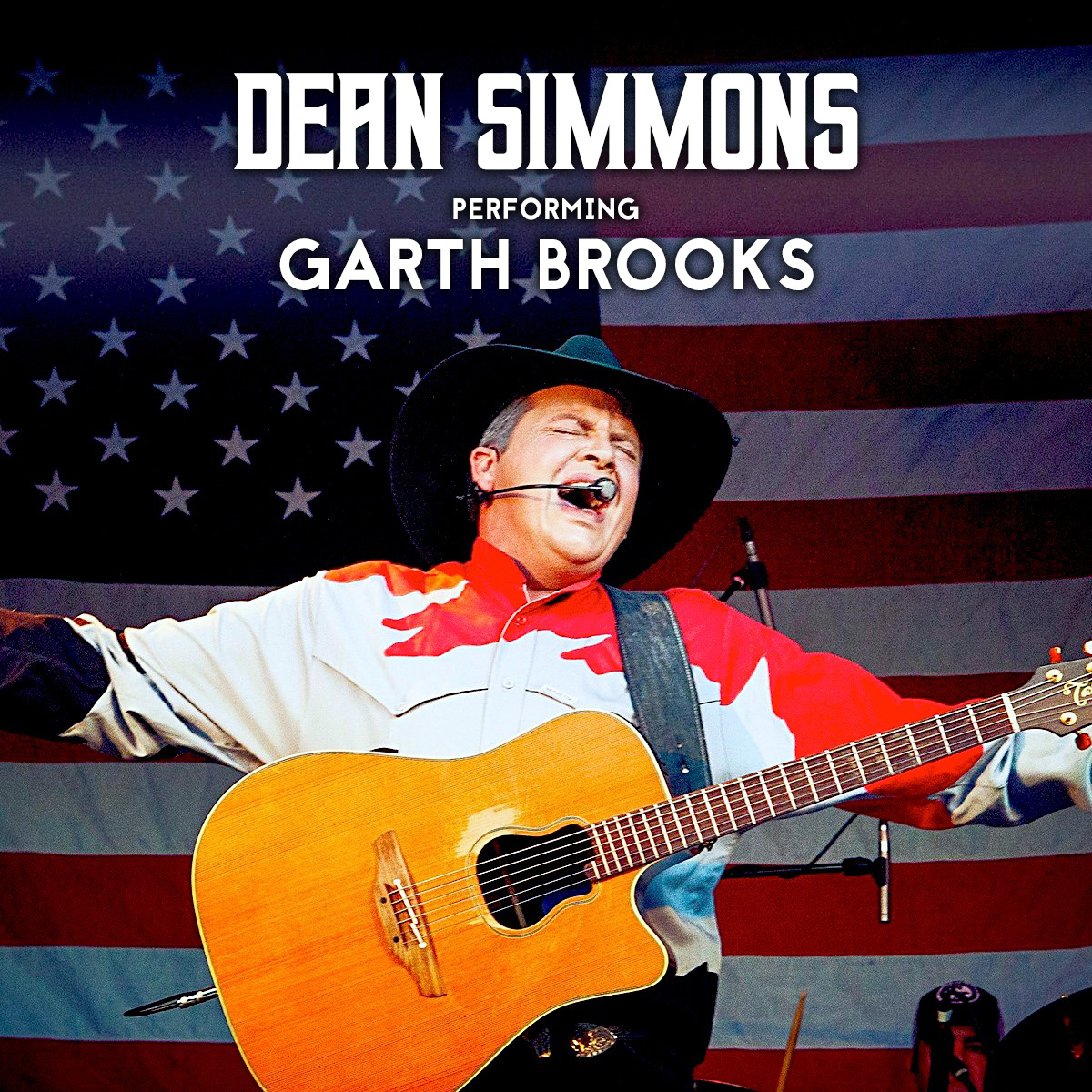 bogus fest Garth Brooks