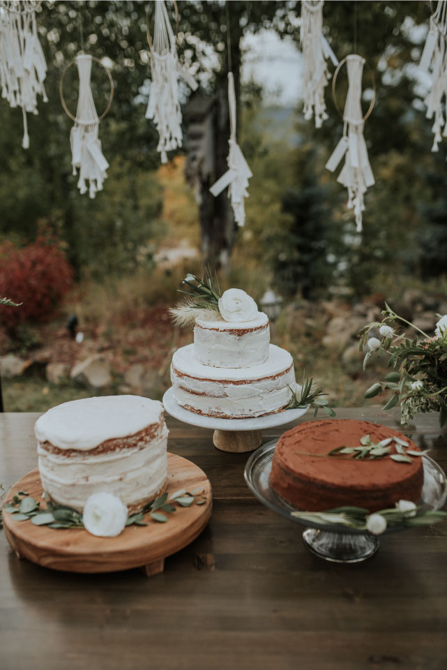 Wedding Cake Collection by Figgy Bakes