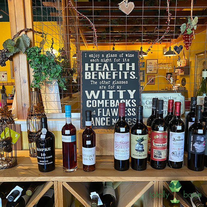 A New Vintage Wine Shop in Boise, the perfect gathering place during lockdown