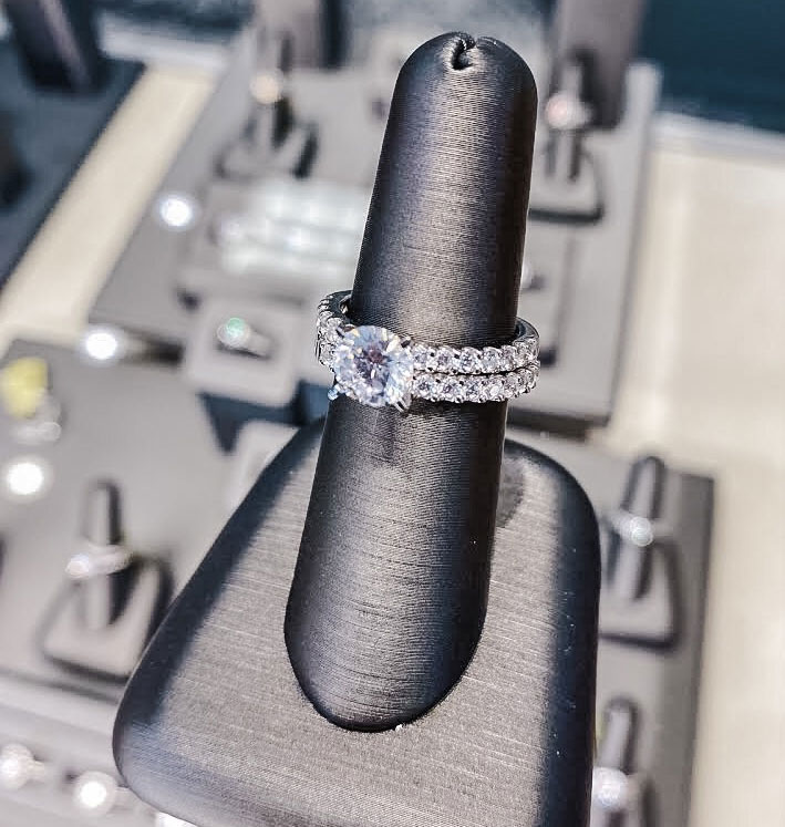 Diamond Rings at Jensen Jewelers