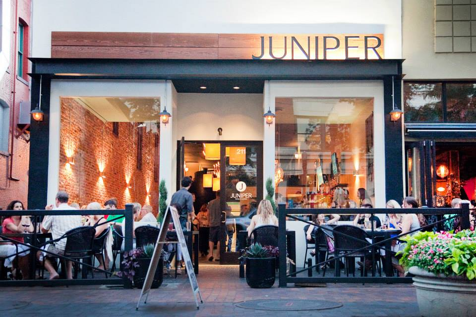 Juniper Restaurant in Boise