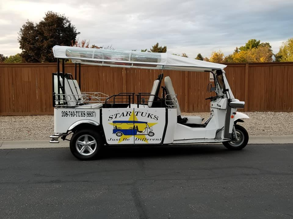 Star Tuks Electric, Eco-Friendly Boise Transportation