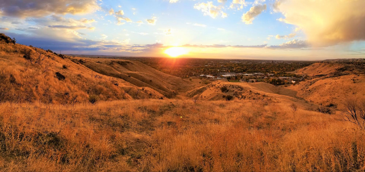 Totally Boise Fall Checklist Challenge