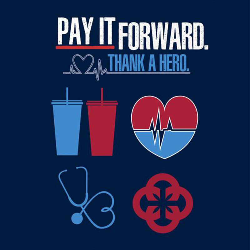 Pay it Forward to Thrive Nutrition