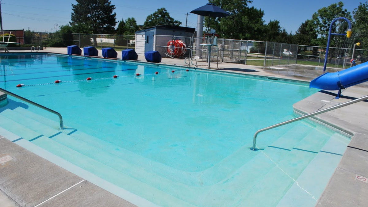 Borah Pool in Boise