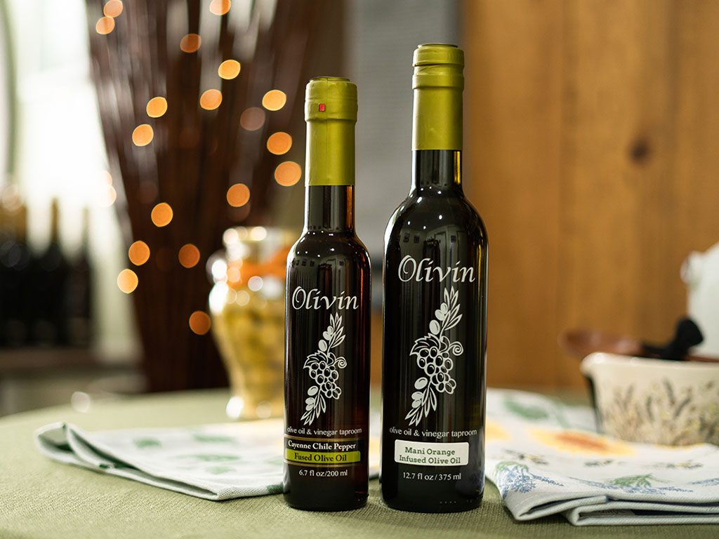 Olivin Oil and Vinegar Pairings in Boise | Totally Boise